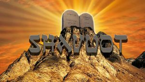 2019 Shavuot Special (Audio Portion)