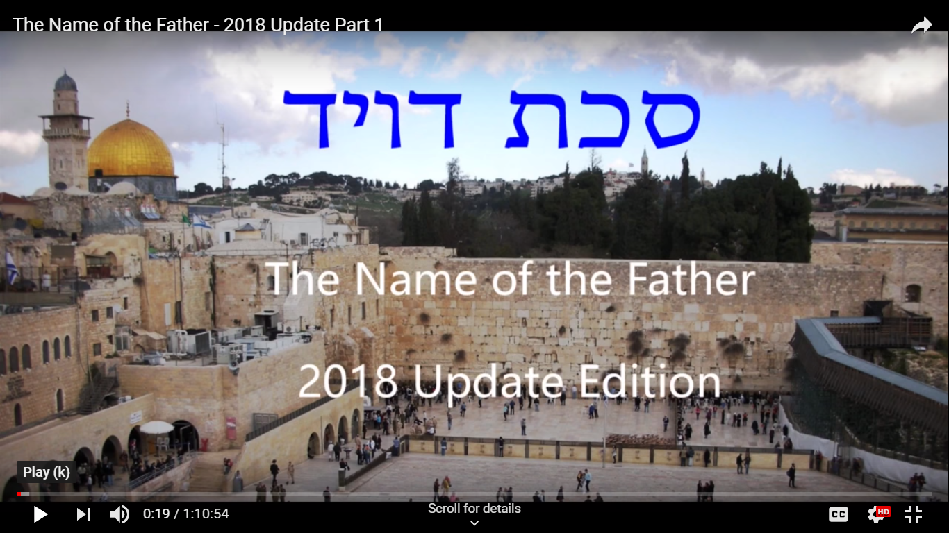 Name of the Father Updated Edition | Teaching the unchanging