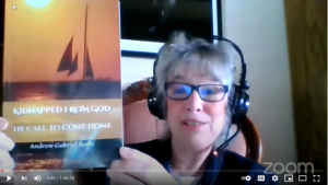 """A second radio interview about the book """"Kidnapped from God."""""""